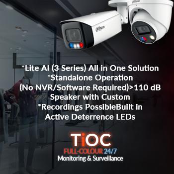 TiOC cameras lateral