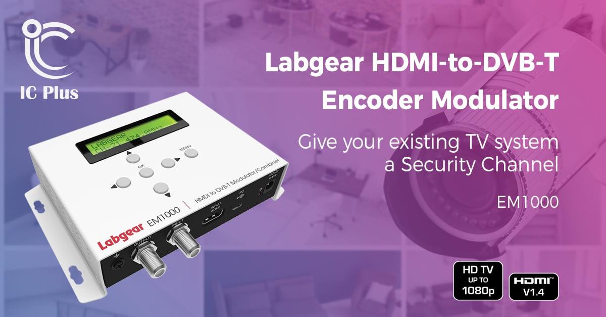 Labgear EM1000 Top Image