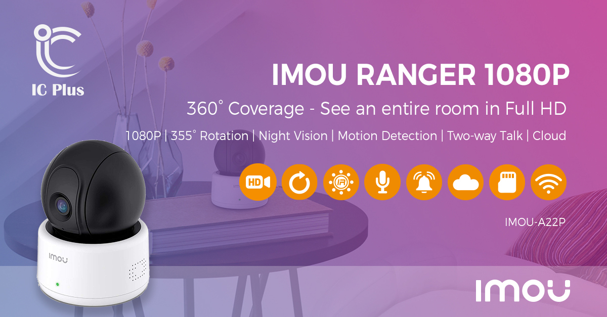 Imou Ranger 1080P Feature Graphic