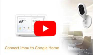Imou Google Home Integration