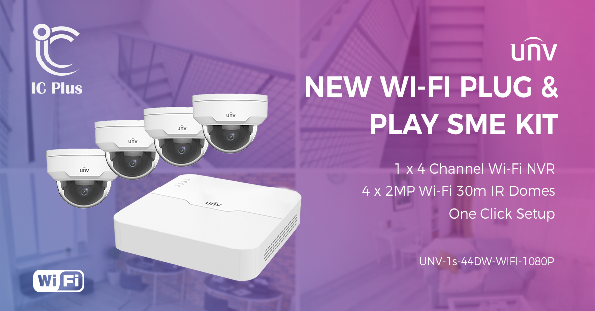 Uniview Wi-Fi Kit