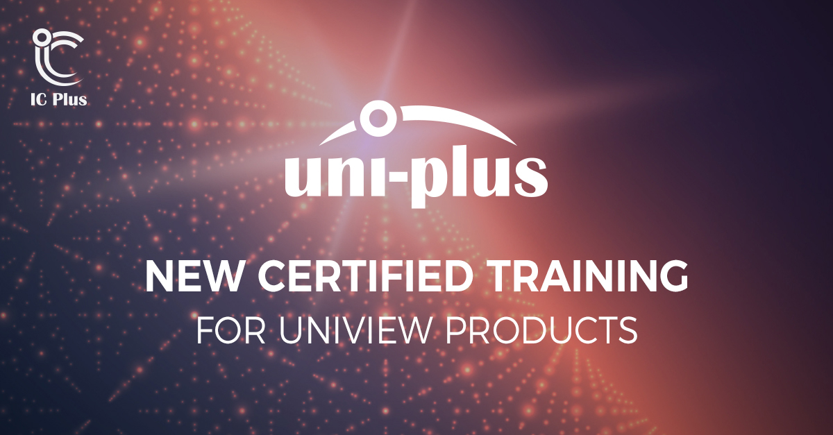 uni-plus - Uniview Training Program