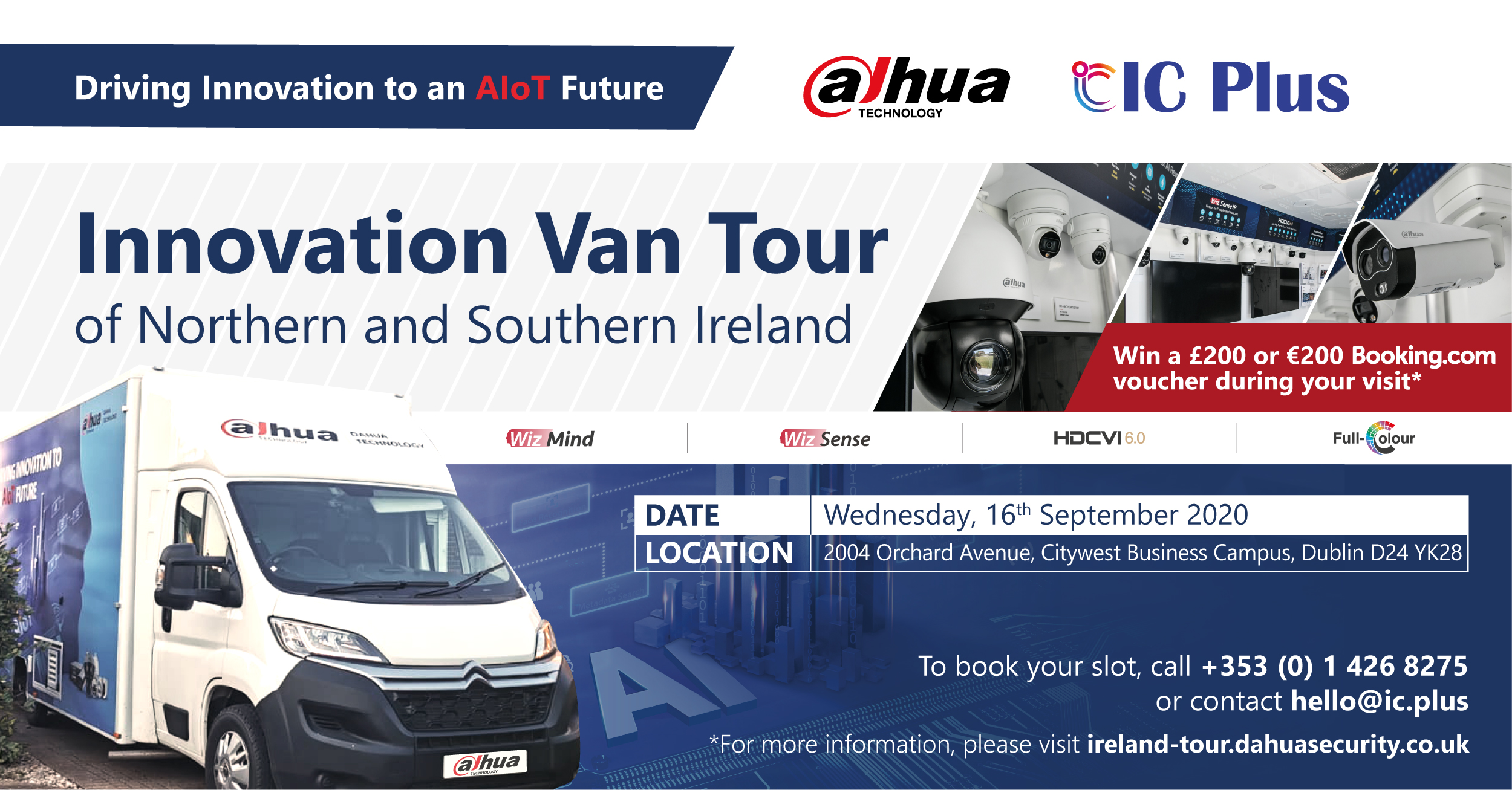 Innovation Van Tour